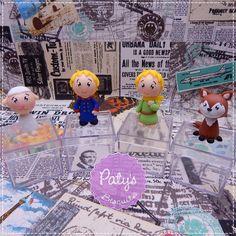 Caixinha decorada Pequeno Príncipe - Paty's Biscuit