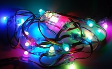 this seller has a much better selection of LED strips