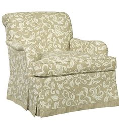 Colefax Swivel Chair from the Upholstery collection by Hickory Chair Furniture Co.