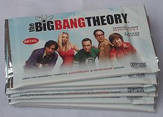 The big bang #theory trading #cards season 3 & 4 lot of 12 #retail packs new seal,  View more on the LINK: http://www.zeppy.io/product/gb/2/351624976413/