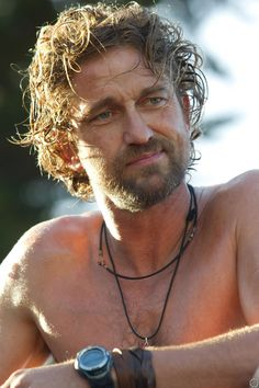 """HQ Gerard Butler as Frosty Hesson in """"Chasing Mavericks"""" - 2012"""