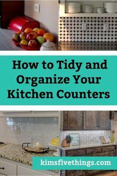20 Ideas For Kitchen Organization Diy Make Your Kitchen Look