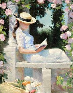 Rest at midday by Vladimir Volegov