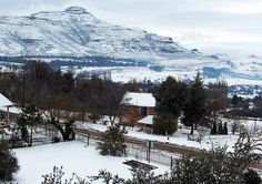 Stay in the snow - The Nelsbells Cottage, Clarens, Free State, South Africa