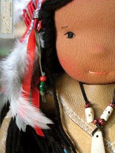 Indian lappenpop Lalinde