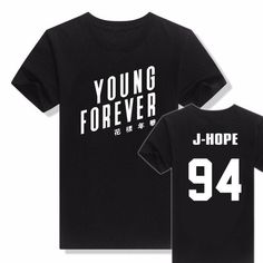 "BTS ""Young Forever"" Tshirt"