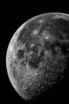 Bucket list Watch the moon with a telescope!
