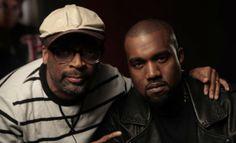 Kanye West And Spike Lee Talk Michael Jackson: One Shot! (2012)