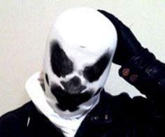 Rorschach Ink Blot Masks