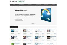 Crypton - App Store Styled WP Theme by WordPress Eden on @creativemarket