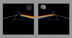 Membongkar Desain Cover Album Pink Floyd, Dark Side of The Moon – THEWALL