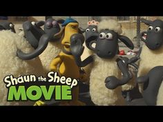 Shaun the Sheep the Movie – Second Teaser Trailer - YouTube