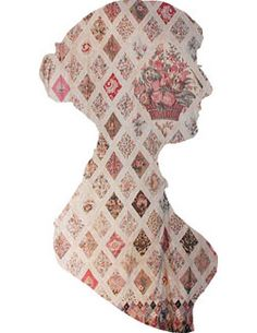 Make your own copy of the Jane Austen patchwork using Inklingo.