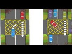 ▶ Turning Right where there is a yellow box - YouTube