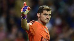 Casillas: No concibo salir del Real Madrid