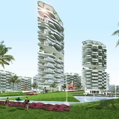 """New Jeddah"" Master Plan by Davis Brody Bond Aedas"