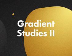 Consultez ce projet @Behance: « Gradient Studies II: Metallics » https://www.behance.net/gallery/59118355/Gradient-Studies-II-Metallics