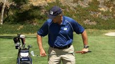 Golf Sequence Drill | How to Sync Your Golf Arm Swing to Your Golf Hip T...