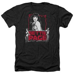 "Checkout our #LicensedGear products FREE SHIPPING + 10% OFF Coupon Code ""Official"" Bettie Page / Bettie Scary Hot-adult Heather - Bettie Page / Bettie Scary Hot-adult Heather - Price: $34.99. Buy now at https://officiallylicensedgear.com/bettie-page-bettie-scary-hot-adult-heather"