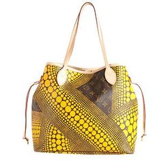 Louis Vuitton Limited Edition Kusama Neverfull Tote