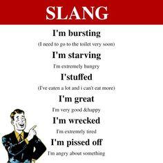 English Language Idioms, Slang English, Learn English Grammar, English Sentences, English Writing Skills, English Language Learning, English Phrases, Learn English Words, English English