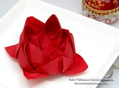166 best napkin folding images on pinterest folding napkins the napkin ideas mightylinksfo