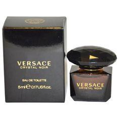 0ebaa3c0c41 Versace Crystal Noir by Versace for Women Eau De Toilette Splash