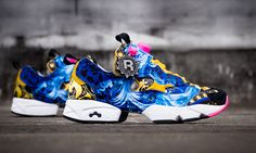 1c6976371217 Concepts x Reebok Instapump Fury 20th Anniversary Hot or Not  LaceMeUpNews  Retro Sneakers