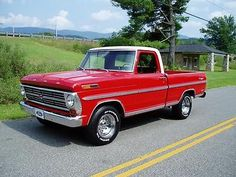69 Ford F-100