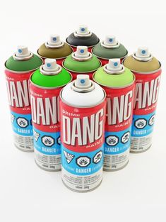 DANG Diamond Packs - FIELD PACK (9 Cans) Graffiti Spray Paint, Spray Paint Cans, Chalk Markers, Shades Of Purple, Packing, Diamond, Search, Art Drawings, Random