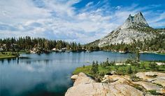 John Muir Trail (Londie G. Padelsky)  Yosemite National Park, CA
