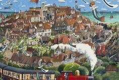 Richard Adams - Rye In The Sky