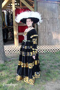 German Gown, ElizabethesCloset