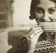There was definitely something about Renée. When the legendary French photographerJacques-Henri Lartigue met her while strolling the streets of Paris in 19