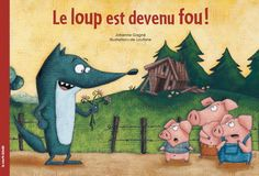 Album Jeunesse, Three Little Pigs, Learn Art, Retelling, Teaching Tools, Learning Activities, Art For Kids, Preschool, Education