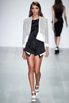 Jean-Pierre Braganza Spring 2015 Ready-to-Wear Fashion Show: Complete Collection - Style.com