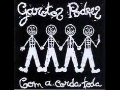 Garotos Podres - Anarquia Oi!