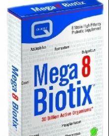 Recommended Quest Mega8 Biotix Capsules