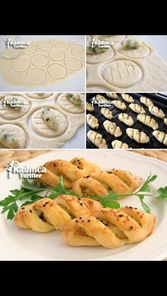 Potato Scratched Pastry Recipe potato al horno asadas fritas recetas diet diet plan diet recipes recipes Donut Recipes, Pastry Recipes, Bread Recipes, Cooking Recipes, Cooking Tips, Vegan Recipes, Fatayer, Bread Shaping, Savory Pastry