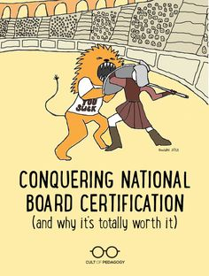 Conquering National Board Certification (and Why It's Totally Worth It) - When I started writing up my analysis, I realized I couldn't point to the kind of evidence I was supposed to have. There was no way to BS this one. I had to actually get better. National Board Teacher Certification, Life Coach Quotes, Life Quotes, Cult Of Pedagogy, Health And Physical Education, Art Education, Teacher Boards, Teacher Tips, Teacher Stuff