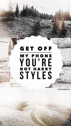 Ctto: @stylinsonphones