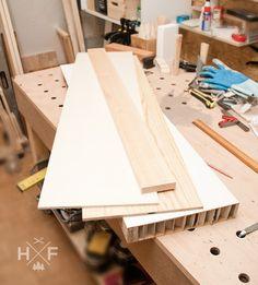 Ikea LACK floating shelf hack | Ikea LACK Wandregal hack