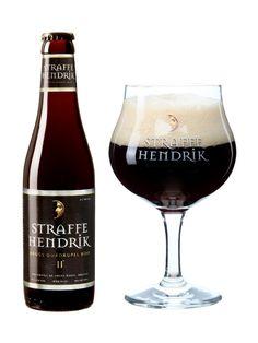 Straffe Hendrik Brugs Quadrupel // 7.4/10 // Brouwerij de Halve Maan