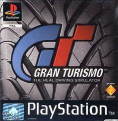 PlayStation Games - Gran Turismo