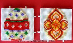 oeufs de paques motifs pulls irlandais
