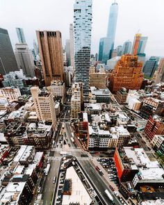 Stunning Urban Instagrams of New York City by Humza Deas #inspiration #photography