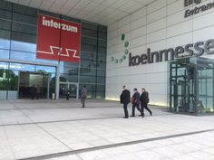 Back in Cologne for #Interzum