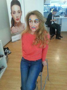 Rebecca Zavera Make up