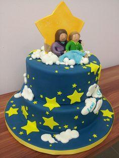 Lauras Stern Torte/ Lauras Star cake.   www.thetinycakeboutique.com