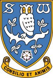 Sheffield Wednesday FC logo), The Championship, Sheffield, South Yorkshire, England British Football, English Football League, European Football, Soccer Logo, Football Team Logos, Sheffield Wednesday Wallpaper, Sheffield Wednesday Football, Watford Fc, Football Mexicano